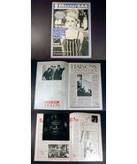 MASTER BAG uk mag 1982 CARMEL cvr FARMERS BOYS flexi - $14.99