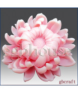 3D Silicone MP Soap Mold - Fancy Chrysanthemum - Free Shipping - $49.00