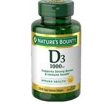 Nature's Bounty Vitamin D-1000 IU, Rapid Releas... - $13.69