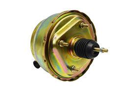 "8"" Dual Power Brake Booster Pedal Firewall Mount Bracket Assembly Street Rod image 5"