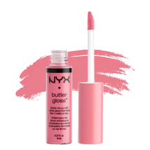 NYX Butter Gloss Lipgloss - BLG09 Vanilla Cream Pie 0.27 fl oz / 8 ml - $4.99