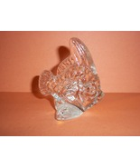 Retired Goebel Kristallglas Crystal Blowfish Seashore Collection 1982 Pa... - $19.99