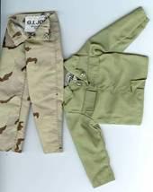 GI Joe shirt and Camo pants tagged - $13.63