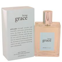 Living Grace by Philosophy Eau De Toilette Spray 4 oz for Women #539422 - $48.92