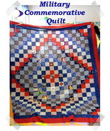 *Customized Handmade King Size Quilt*TAW Design* - $350.00