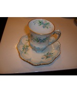 Lovely Austrian Cup and Saucer Set  M.Z.  - $26.99
