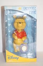 Disney Winnie The Pooh  Watch Clock Figurine - $26.84