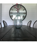 Restoration Hardware STYLE Modern Farmhouse Oversized Mirrored Round Wal... - $919.83