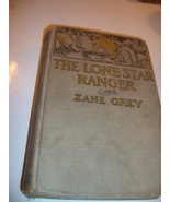 Zane Grey Lone Star Ranger 1915 First Edition - $14.00