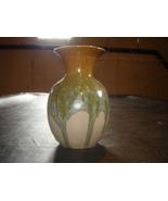 Drip Glaze Vase - $32.00