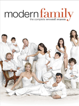 Modern Family - season #2 on DVD - 3-disc set of 24 episodes  - $16.99