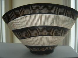 Italian Fan Vase - $48.00