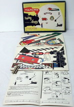 Vintage~Swing Dings~Mobile~Trains~Modern Toy Co~ATSF/Santa Fe~1950s~Chic... - $20.00