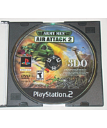 Playstation 2 - ARMY MEN - AIR ATTACK 2 (Game Only) - $6.50
