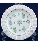 "Arabia Finland Aulikki Green 3 Small 4.5"" Dishes Butter Pats Ashtrays  - $6.00"