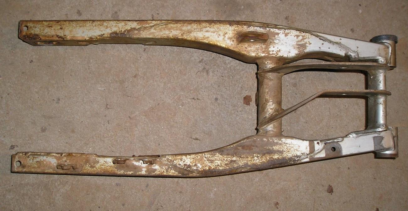 Suzuki RM80 '84 swing arm, swinging arm