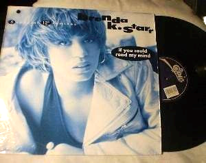 Brenda K. Starr - If You Could Read My Mind - Epic 49 74034