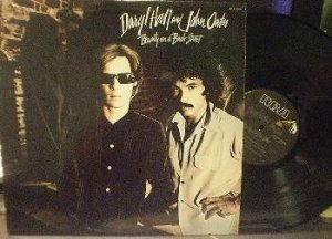 Hall & Oates - Beauty on a Back Street - RCA Records AFL1-2300