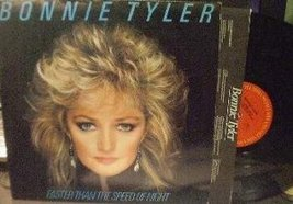 Bonnie Tyler - Faster Than the Speed of Night - Columbia BFC 38710  - $4.00