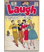 Laugh #103 1959-Archie-Betty-Veronica-Katy Keene-paper dolls-VG - $37.83