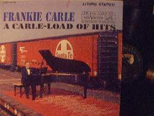 Frankie Carle - A Carle Load of Hits - RCA LSP 2148