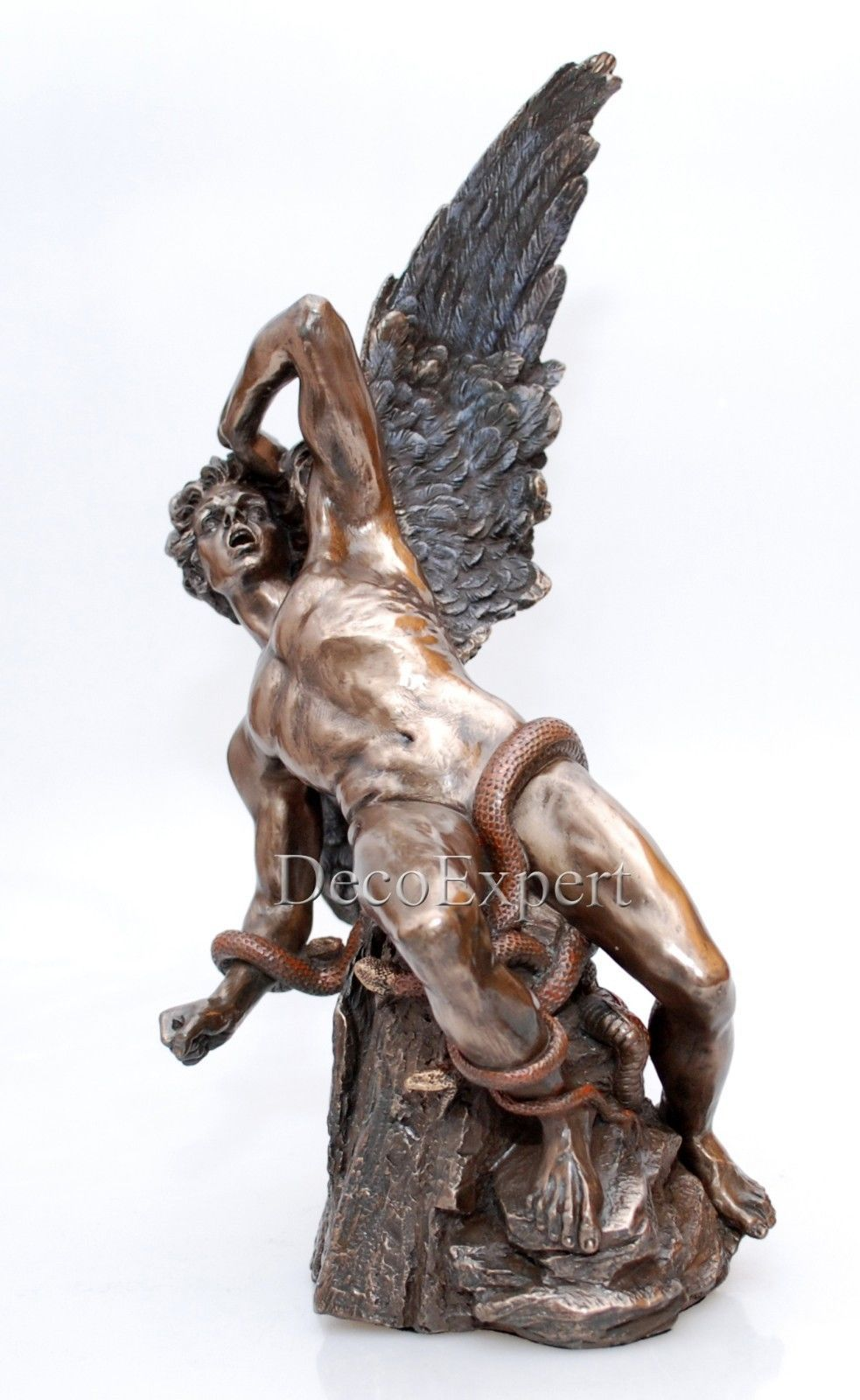 The Fall Of Lucifer St. Michael * Free Shipping Everywhere *