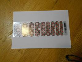 Jamberry Nails (New) 1/2 Sheet Poinsettia - $8.42