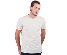 Polo Ralph Lauren Crew Neck Modern Classic-Fit T-Shirt Mens Chalk Heather XL - $29.99