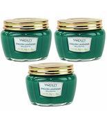 THREE PACKS of Yardley Lavender Green Brilliantine x 80g by Yardley - $29.65