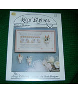 Heartstrings Heart of My Heart Cross Stitch Pattern  - $4.50