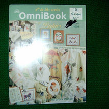 The Omnibook of Babies 101 Designs Cross Stitch Bk 804 - $7.50