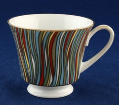 Noritake Orphan Tea Coffee Cup w Contemporary Pattern New - $4.95