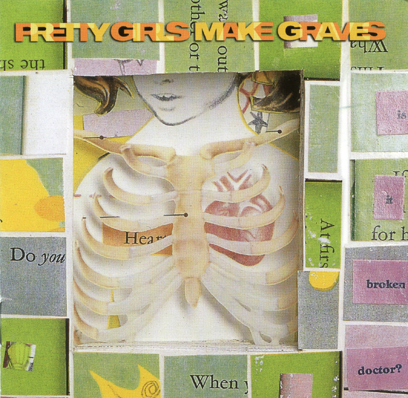 Pretty Girls Make Graves - Good Health CD