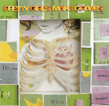 Pretty Girls Make Graves - Good Health CD - $4.00