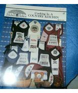 Cooking In A Country Kitchen Hickory Hollow Leaflet  - $4.50