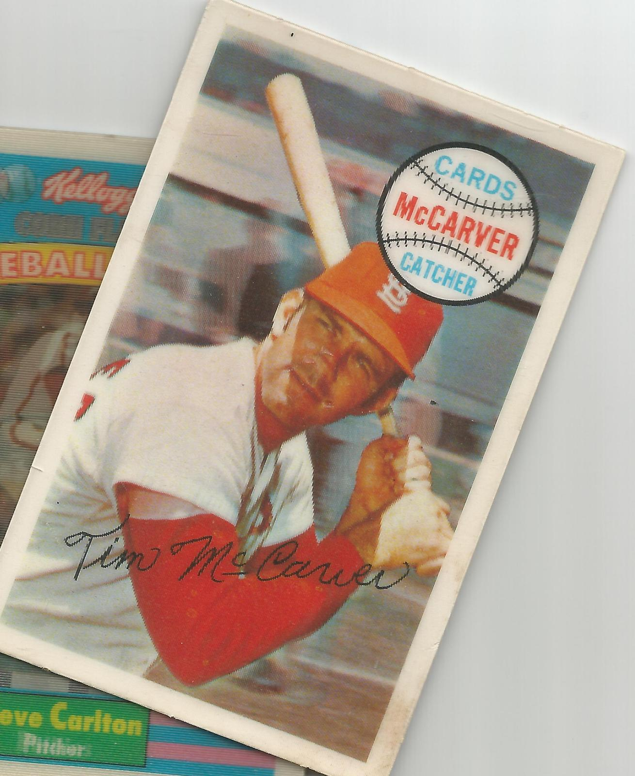 LOT OF 70'S BASEBALL CARDS -  list is in description - @250.00 value - FREE SHIP