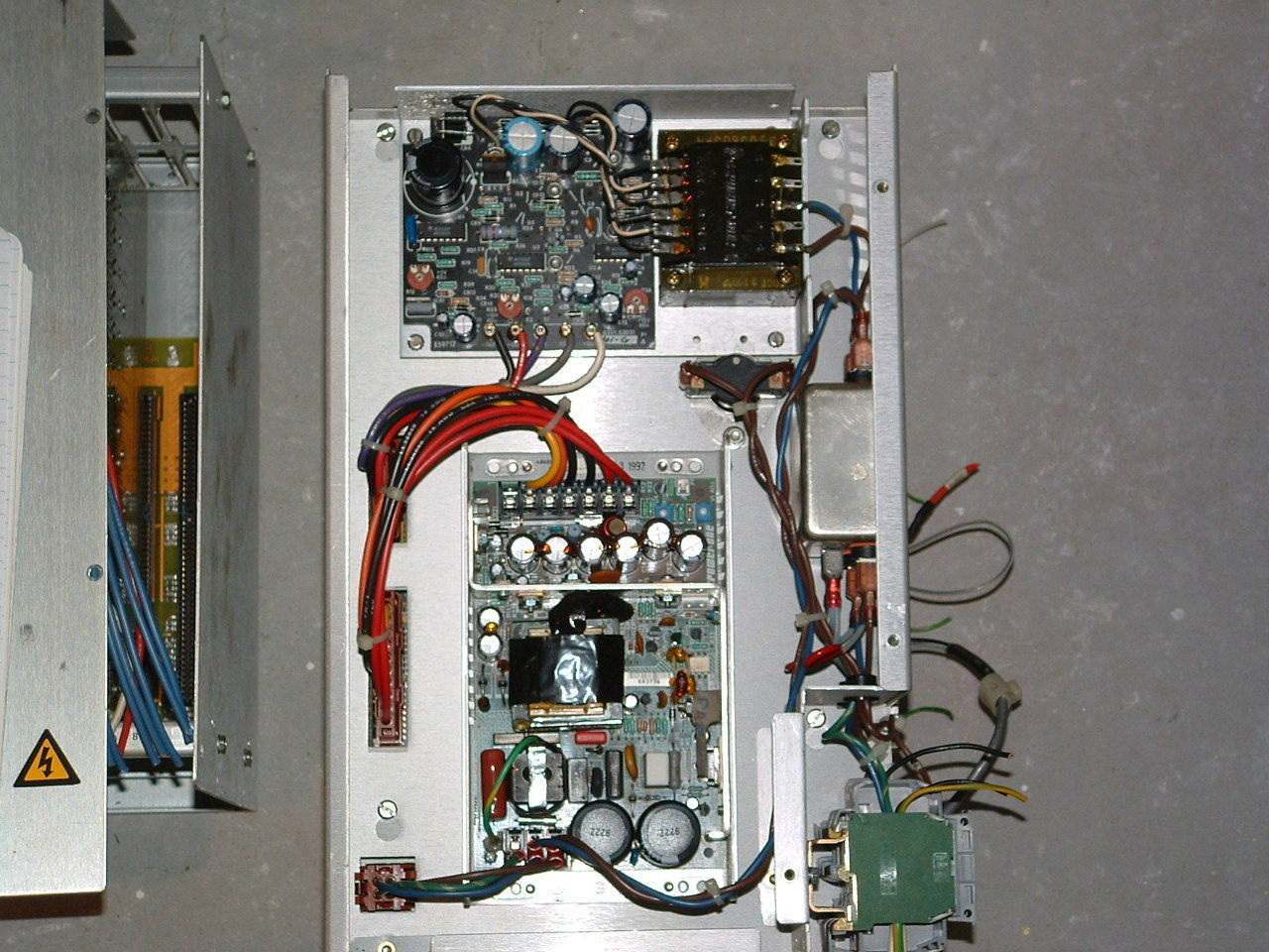 Primary image for Cincinnati Acramatic 850SX Power Supply