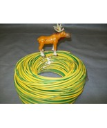 N07V-K PVC Cable 100M Green and Yellow I101 - $160.16
