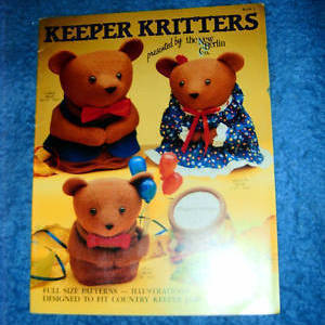 Primary image for Keeper Kritters for Country Keeper Jars New Berlin Co