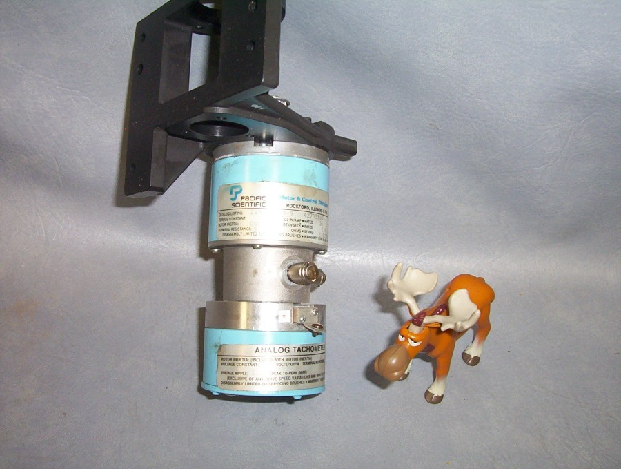 Pacific Scientific 2vm62 020 9 Servo Motor Other Business Industrial
