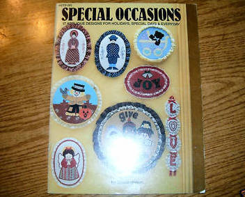 Primary image for Special Occasions 17 Applique Designs Hot Off The Press