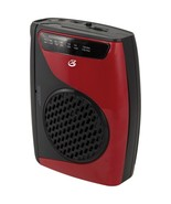 GPX CAS337B Cassette Player with AM/FM Radio - $34.09