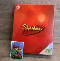 Shantae Collectors Edition for Nintendo Switch - Limited Run Games #083 NEW - $178.15