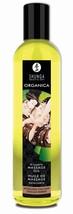 SHUNGA ORGANICA KISSABLE MASSAGE OIL CERTIFIED ORGANIC 8 oz - $18.99