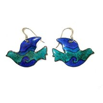 Blue_and_green_enamel_dove_earrings_handmade_thumb200