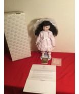 Vtg Franklin Mint Heirloom Dolls Mary First Holy Communion by Beth Mullins - $30.00