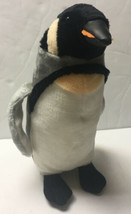 "Wild Republic Cuddlekins 14"" EMPEROR PENGUIN Stuffed Animal Plush Lifelike - $21.88"