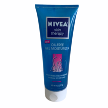 NIVEA Skin Therapy Oil-Free Gel Moisturizer Normal to Dry Skin Treatment... - $18.52