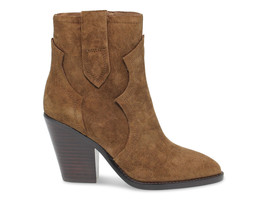 Ankle boot Ash ESQUIRE C in leather suede leather - Women's Shoes - $262.20
