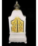 VTG 70's Decor AVON Perfume Bottle Decanter CollectibleArmoire Dresser ... - $21.99
